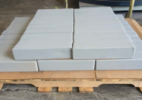 Powder Coated Lead Brick