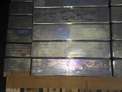 Custom Cast Lead Brick