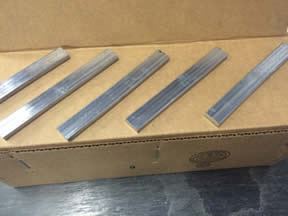Extruded Lead Weights