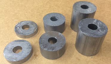 Lead Window Weights