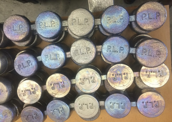 Pure Lead Products lead ingots