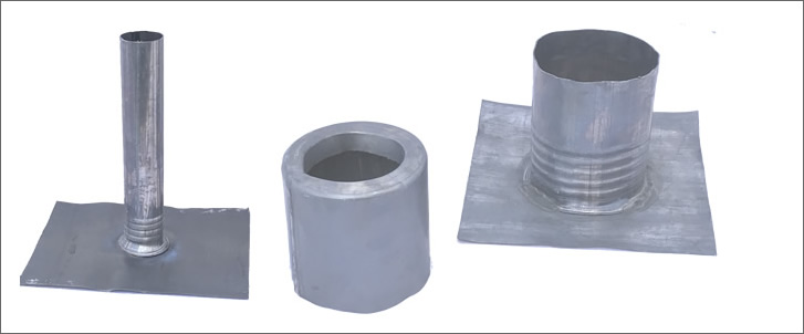 Pure Lead Products Lead Flashings