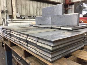 Interlocking Brick In the Factory