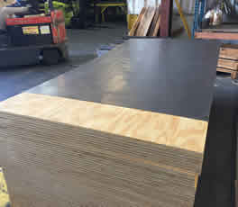 lead lined plywood