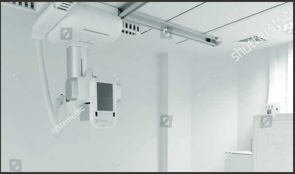 Medical or Dental Imaging Room Shielding Products