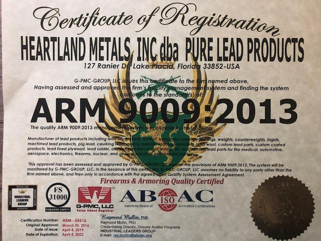 ARM 9009:2013
